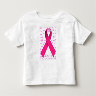Breast Cancer Awareness_ Toddler T-Shirt