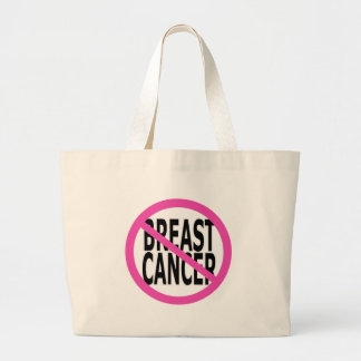 BREAST CANCER CANVAS BAGS