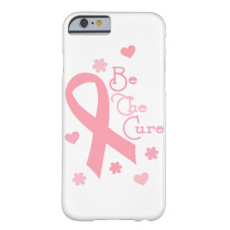 Breast Cancer Be the Cure Phone Case Barely There iPhone 6 Case