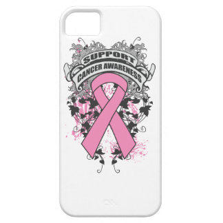 Breast Cancer - Cool Support Awareness Slogan iPhone 5 Cases
