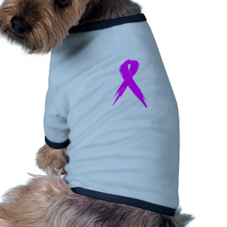 Breast Cancer Doggie T Shirt