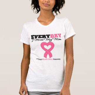 Breast Cancer Every Day I Miss My Mom Tshirt