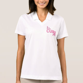 Breast Cancer Fight For A Cure Polo Shirt