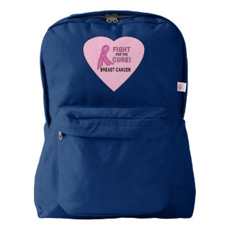 Breast Cancer: Fight for the Cure! Backpack