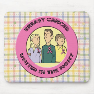 Breast Cancer Fight Mousepad