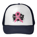 Breast Cancer - Fighting Back Mesh Hats