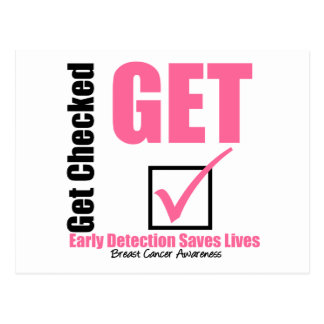 Breast Cancer Get Checked v3 Postcard