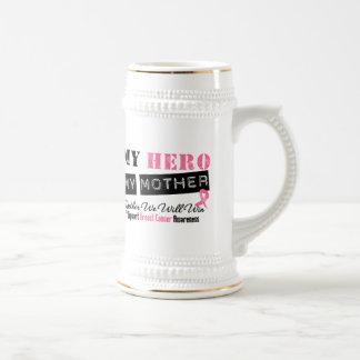 Breast Cancer HERO My Mother Mug