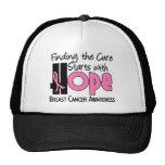 Breast Cancer HOPE 4 Mesh Hat