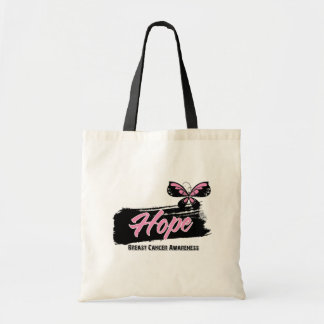 Breast Cancer HOPE Butterfly Bag
