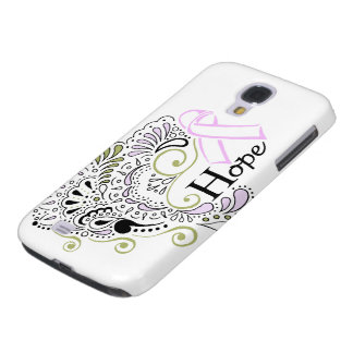 Breast Cancer Hope - Case-Mate HTC Vivid Galaxy S4 Cases