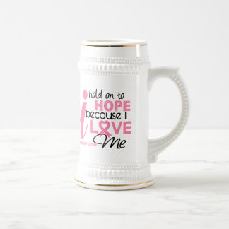 Breast Cancer Hope for ME Mugs