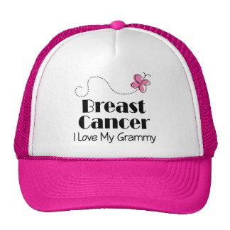 Breast Cancer I Love My Grammy Cap
