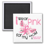Breast Cancer I WEAR PINK FOR MY MOM 45