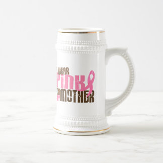 Breast Cancer I WEAR PINK FOR MY MOTHER 6.3 Mug