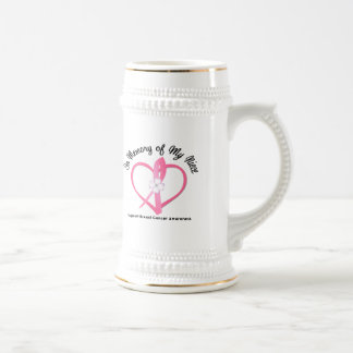 Breast Cancer In Memory of My Niece Coffee Mugs