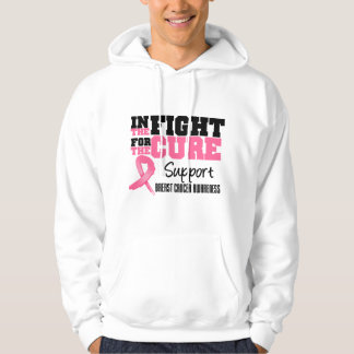 Breast Cancer In The Fight For The Cure Hoody