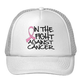 Breast Cancer - In The Fight Mesh Hats