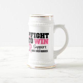 Breast Cancer In The Fight To Win Beer Steins
