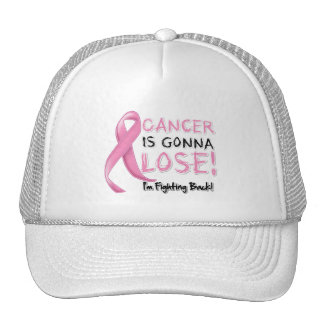 Breast Cancer is Gonna Lose Trucker Hat