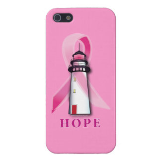 Breast Cancer: Lighthouse of Hope Case For The iPhone 5