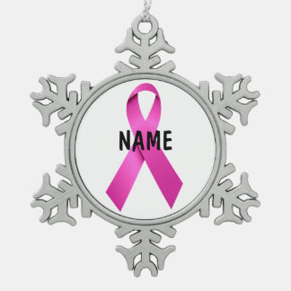 Breast Cancer Memorial Ornament