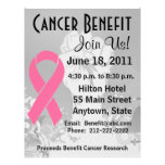 Breast Cancer Personalised Benefit Flyer