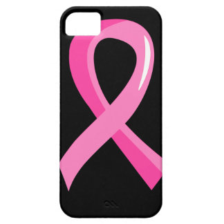 Breast Cancer Pink Ribbon 3 Barely There iPhone 5 Case