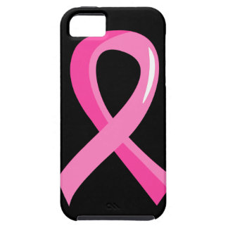 Breast Cancer Pink Ribbon 3 iPhone 5 Case