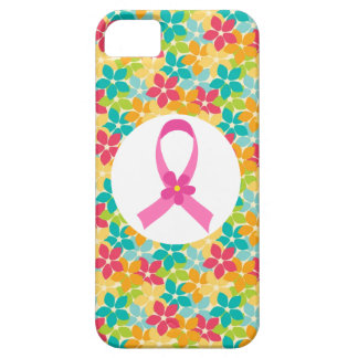 Breast Cancer Pink Ribbon awareness iPhone 5 Cases