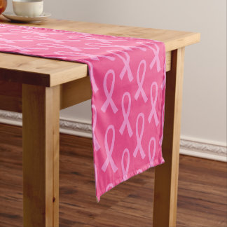 Breast Cancer Pink Ribbon Pattern