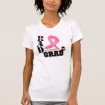 Breast Cancer Radiation Therapy RAD Grad Tees