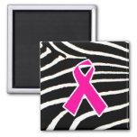 Breast Cancer Refrigerator Magnets