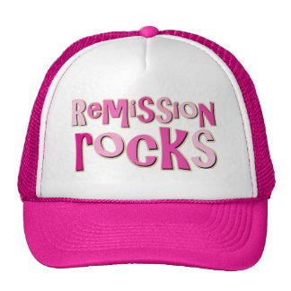 Breast Cancer Remission Rocks Trucker Hats