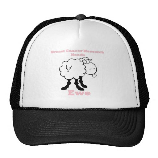 Breast Cancer Research needs ewe Hat