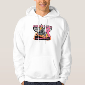 Breast Cancer Ride For a Cure Hoodie