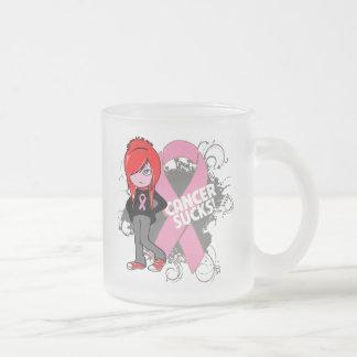 Breast Cancer Sucks Mugs