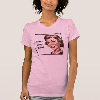 Breast Cancer Sucks! T-Shirt
