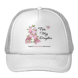 Breast Cancer Support Daughter Trucker Hat