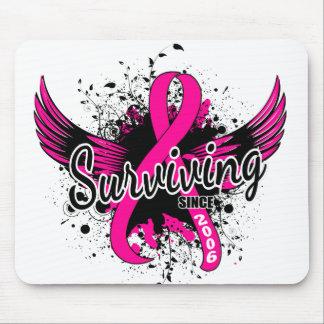 Breast Cancer Surviving Since 2006 Mousepads