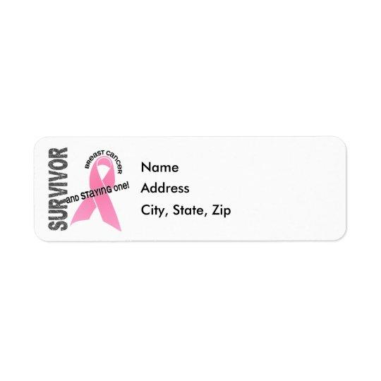 BREAST CANCER Survivor 1