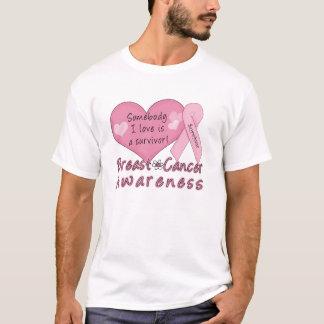 Breast Cancer Survivor Basic T-shirt