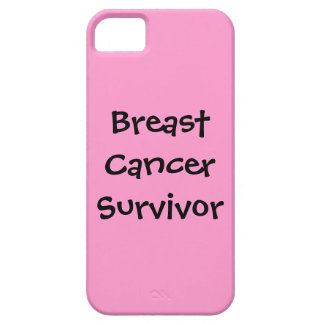 Breast Cancer Survivor Case For The iPhone 5