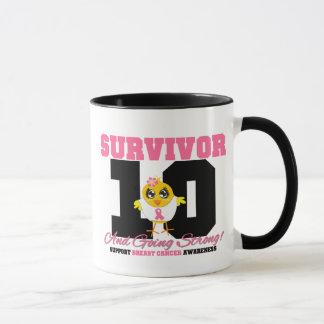Breast Cancer Survivor Chick 10 Years