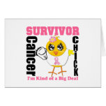 Breast Cancer Survivor Chick Ribbon