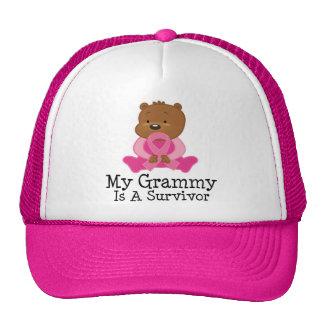 Breast Cancer Survivor Grammy Cap