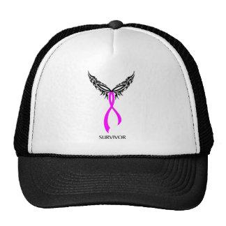 Breast Cancer Triquetra Phoenix Cap