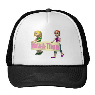 Breast Cancer Walk Mesh Hat