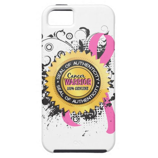 Breast Cancer Warrior 23 iPhone 5 Cases