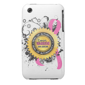 Breast Cancer Warrior 23 iPhone 3 Case-Mate Case